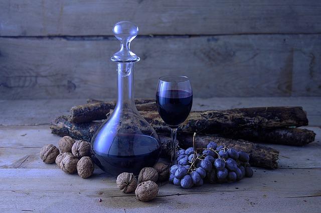 Weinkaraffe